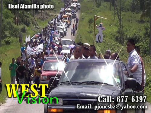 Senator Lisel Alamilla expresses grave concerns