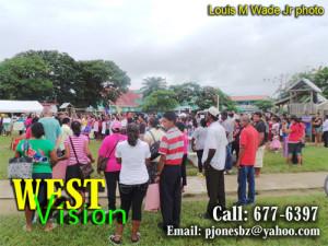 Dangriga culture event