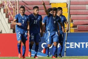 El Salvador defeats Belilze