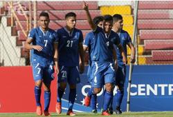 Belize loses to El Salvador