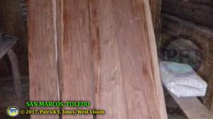 Illegal lumber [San Marcos, Toledo]